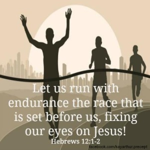 Let us run....