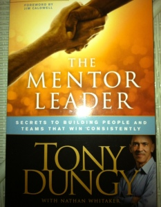 The Mentor Leader T. Dungy